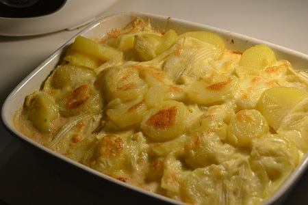 Tartiflette weight watchers recette cookeo