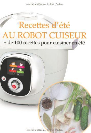 100 Recettes Cookeo Ete Le Livre