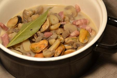 Moules ardenaise recette cookeo