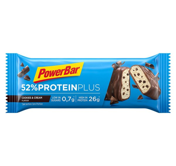 Barres protéinées Protein Plus