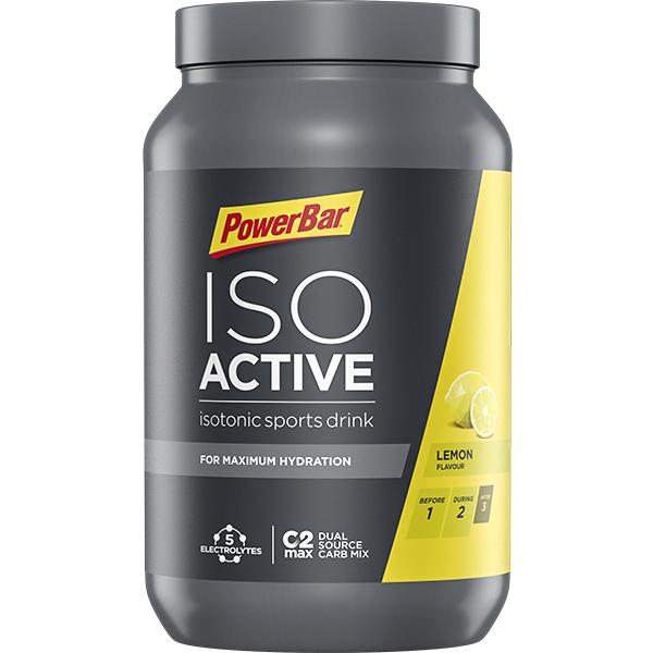 Boisson Isotonique Isoactive PowerBar