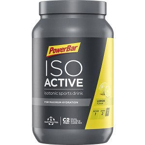 Boisson Isotonique Isoactive PowerBar