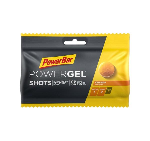 powergel shot orange