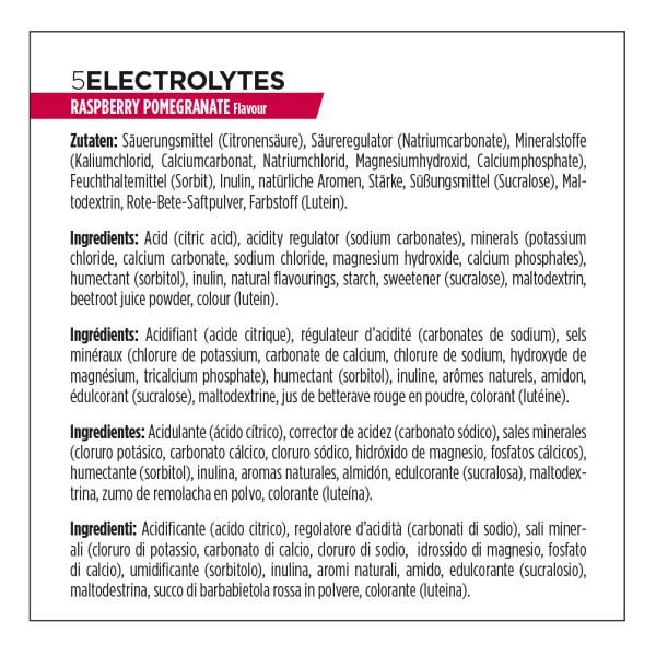 Ingrédients electrolytes