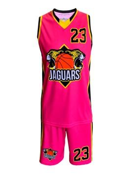 Баскетбольная форма БК Jaguars Смоленск BUS M1