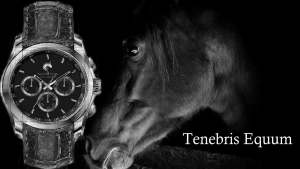 Dark Horse Watch / Men / Unisex / Sport Of Kings