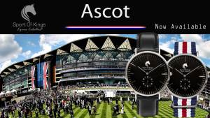 The Ascot Watch - Sport of Kings Equus Caballus Equestrian Inspired Timepieces. The perfect balance of Power, Pedigree, Elegance & Style, suitable for both men and women, exclusively to Sport Of Kings ...