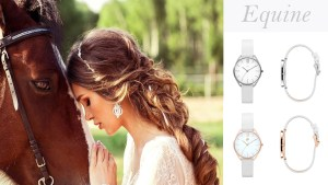 Equine – Ladies Day - Equestrian Inspired Watches for women exclusive to Sport Of Kings