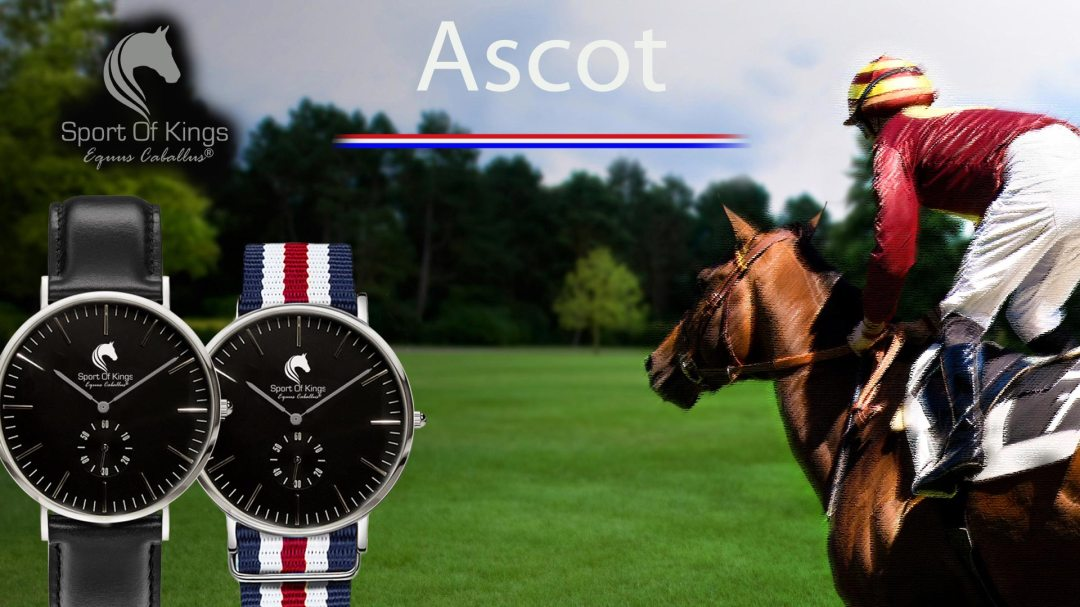 Sport Of Kings - Ascot Watch With All Things English Strap