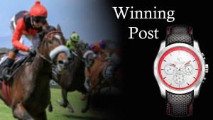 Winning Post Equestrian Inspired Watches for men / women / Sport Of Kings