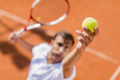Professionelle Wettkampfvorbereitung im Tennis