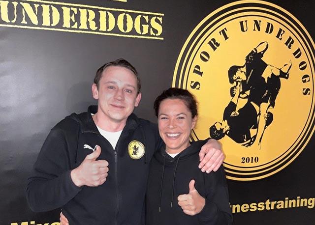 Trainerfoto MMA Sportschule Sport Underdogs, Castrop-Rauxel bei Dortmund