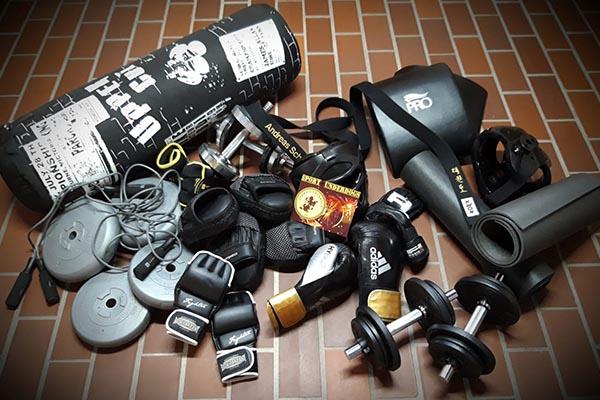 Veranstaltung 10 Jahre MMA Sportschule Sport Underdog Castrop-Rauxel