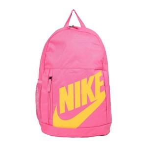 Nike Elemental backpack roze/geel
