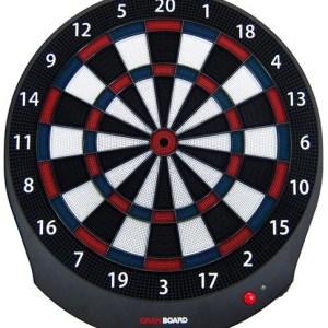 GranBoard dartbord smart Bluetooth 56 x 51 cm blauw 2 delig
