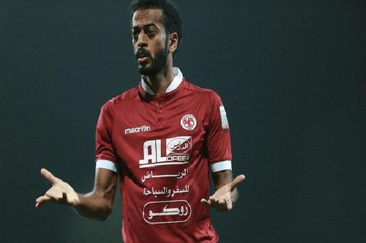 الشباب يتفق مع عبدالله المطيري