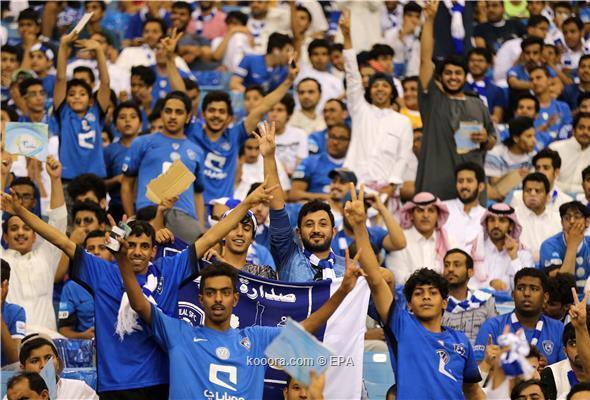 دخول الجماهير مجانًا لمباراة الهلال واستقلال خوزستان