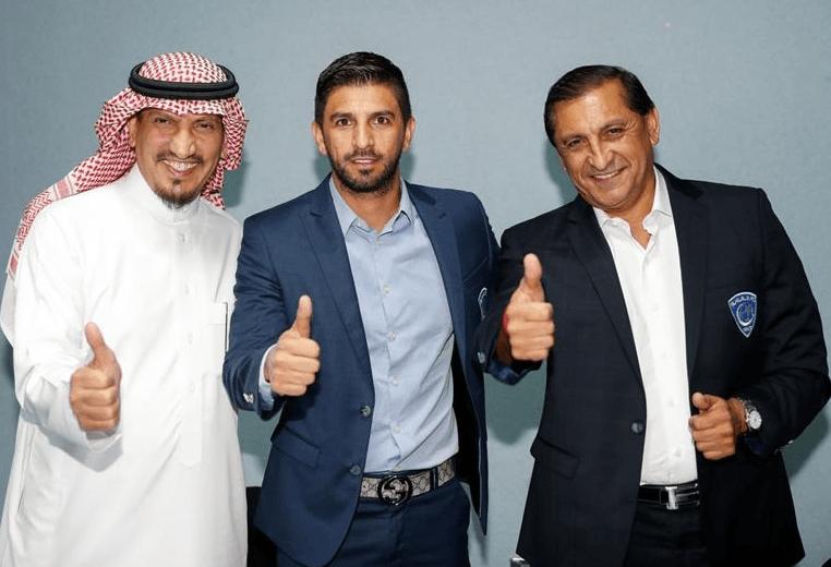 رسمياً.. إدارة الهلال تنهي إجراءات استمرار دياز مدربا للفريق الموسم المقبل