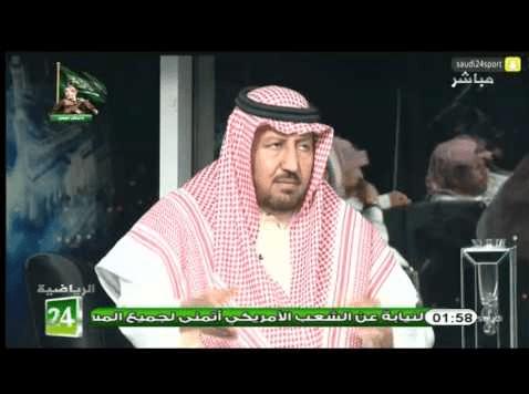 """بالفيديو..الصرامي: """"ياسر القحطاني"""" يرتبط بعلاقة قوية مع عضو شرف هلالي لا تستطيع الادارة ان تقول له لا"""
