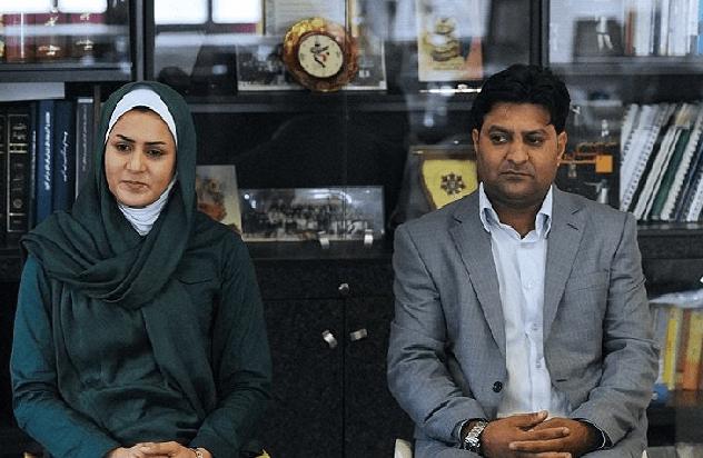 إيراني يهدد زوجته الرياضية بالطلاق.. تعرف على السبب