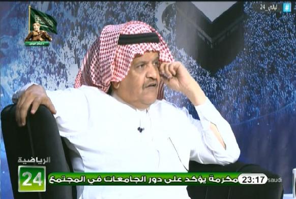 بالفيديو..عدنان جستنيه: لابد من تتدخل الدولة و الهيئة الرياضية في نادي الاتحاد