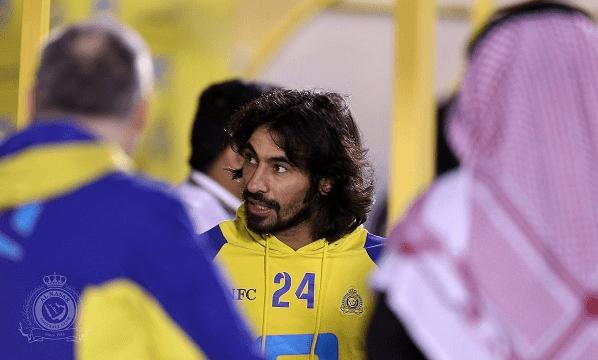 حسين عبدالغني يُغادر النصر