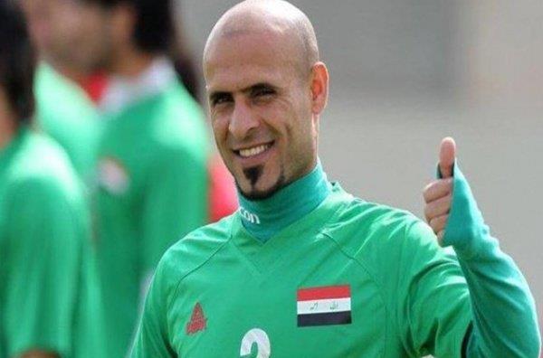 لاعب عراقي: حمد بن خليفة طردني من قطر