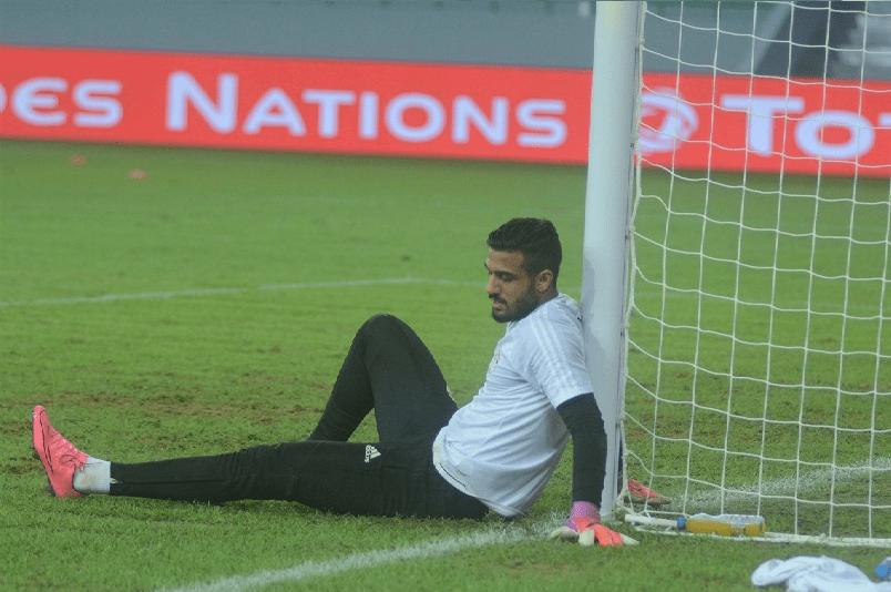 حقيقة تفاوض نادي النصر مع حارس مرمى الزمالك