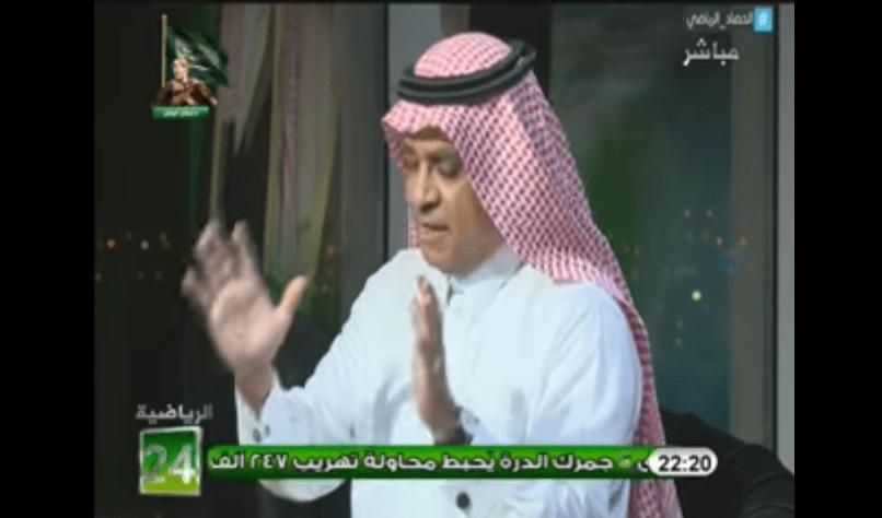 بالفيديو.. سعود الصرامي يهاجم السماري