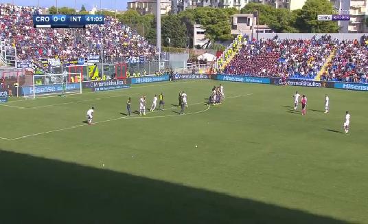 بالفيديو.. ملخص مباراة كروتوني (0-2) انتر ميلانو في الدوري الإيطالي