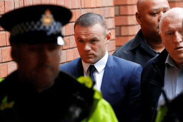 """إلقاء القبض على """"روني"""" الهداف التاريخي لمنتخب إنجلترا"""