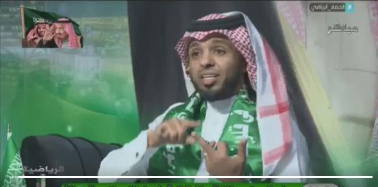 بالفيديو…عبدالعزيز المريسل: مدرب النصر مدرب كبير و لكن!