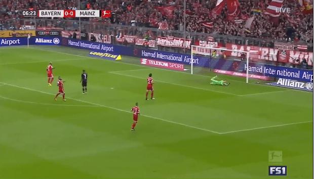 بالفيديو.. ملخص لمباراة بايرن ميونخ (4-0) ماينز في الدوري الألماني