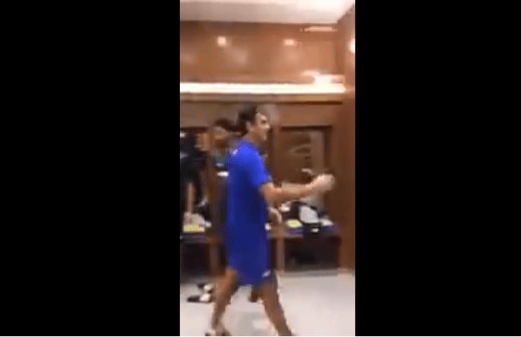 بالفيديو.. مدرب النصر جوستافو في اول لقاء مع اللاعبين