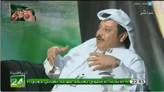 بالفيديو..محمد أبوهداية :متقبل ان الاتحاد لا يحصل على الرخصة الآسيوية ، لكن نادي النصر كان الصدمة