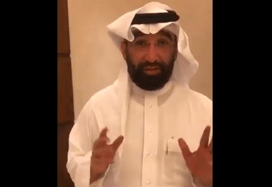 بالفيديو..البرقان:أشكر تركي آل الشيخ لتحويله القضية للجهات المختصة وستسمعون ما يسركم