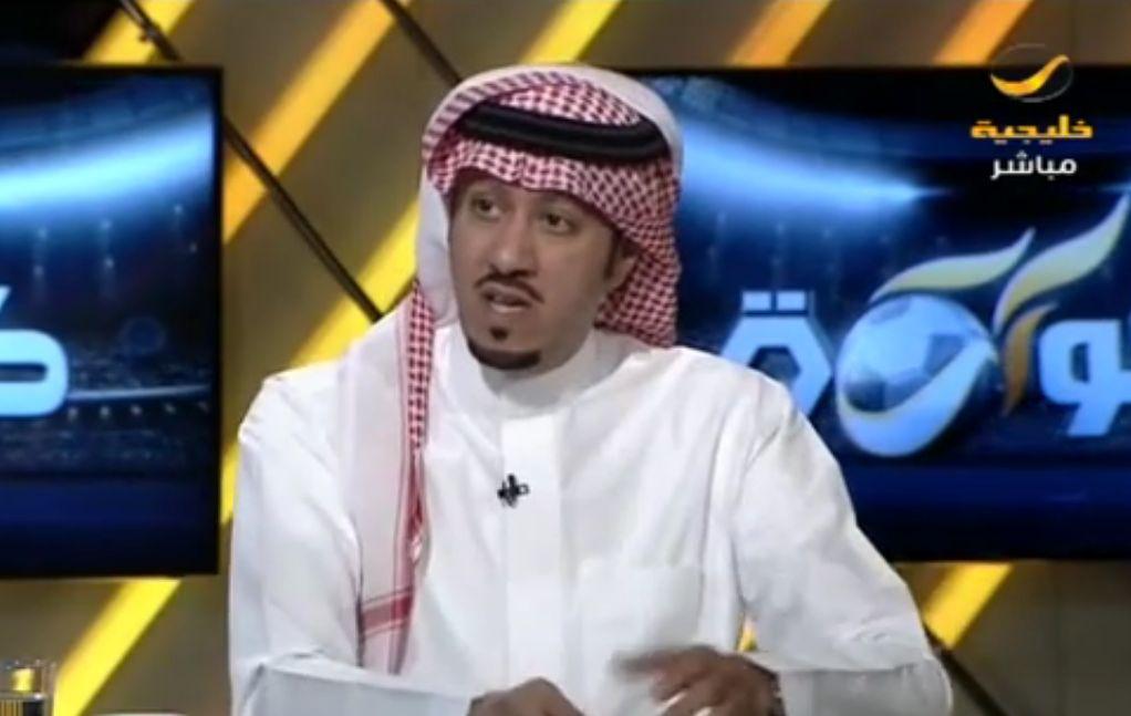 """بالفيديو: محمد الصدعان:تغريدة رئيس الهيئة موجهة للجمهور وليست لـ""""باوزا"""" لهذه الأسباب"""