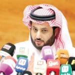 تركي آل الشيخ يهنئ المغرب وتونس بالصعود للمونديال