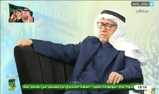 بالفيديو.. عبدالرحمن السماري : هذا هو المدرب الافضل لتولي تدريب المنتخب السعودي!