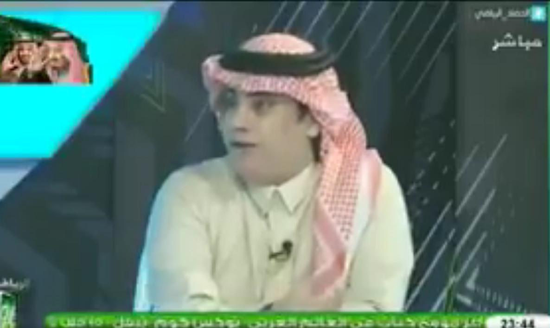 بالفيديو: خالد الشعلان: أتوقع أن يكون هذا النادي هو الحصان المبهر في الدور الثاني