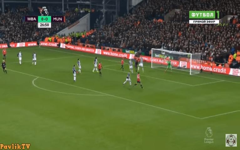 بالفيديو… أهداف مانشستر يونايتد ووست بروميتش في الدوري الإنجليزي 2-1