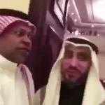 بالفيديو.. سعيد العويران يعتذر لسامي الجابر لهذا السبب!