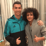 شاهد..صور عموري مع نجوم ريال مدريد تثير إعجاب الجماهير الإماراتية