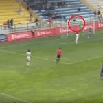 بالفيديو.. هدف خرافي من زاوية شبه مستحيلة في كأس تركيا!