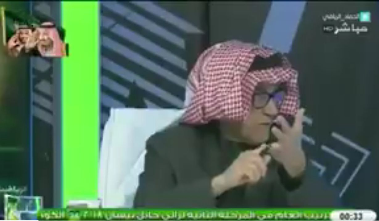 بالفيديو: عبدالرحمن السماري يهاجم بعض إعلاميي الهلال لهذا السبب!