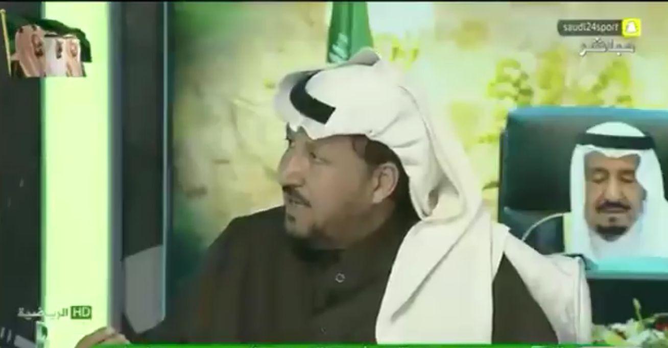 بالفيديو: عبدالمحسن الجحلان: علي الحبسي أفضل من الدعيع!