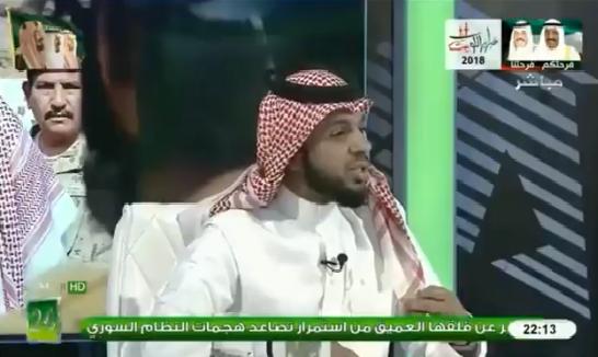 بالفيديو.. المريسل: أنا أكثر واحد تغزل في جمهور الاتحاد !