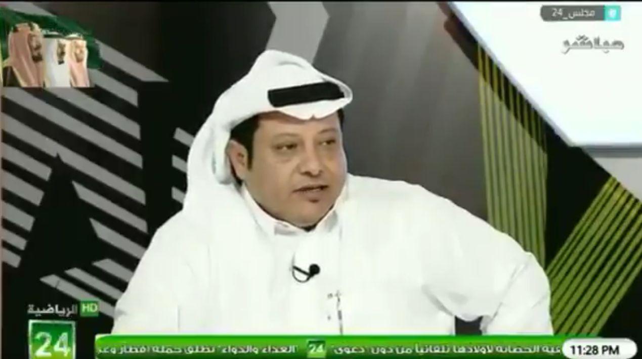 بالفيديو: محمد ابو هداية: الهلال خسر الدوري بنسبة 70%..!