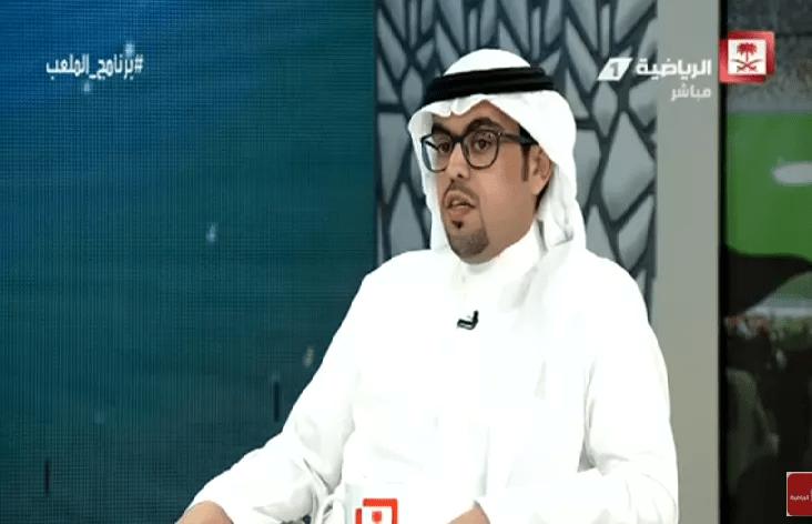 حمد الصويلحي يكشف سبب انهيار الهلال..ومغرد يعلق: الفريق يحتاج صاعقة كهربائية!
