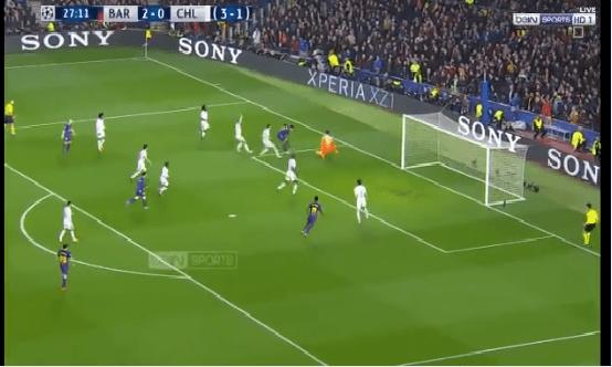 بالفيديو.. سواريز يهدر فرصة هدف محقق لبرشلونة